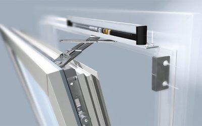 Cat de importanta este feroneria pentru ferestrele si usile PVC